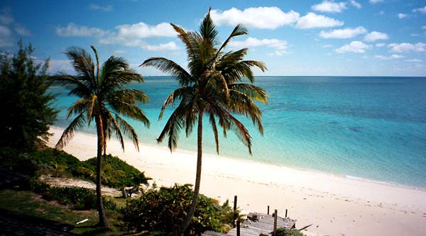Bahamas Beach for Boat and Yacht Insurance